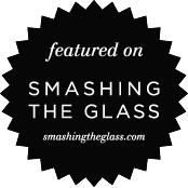 smashing the glass kristin brown